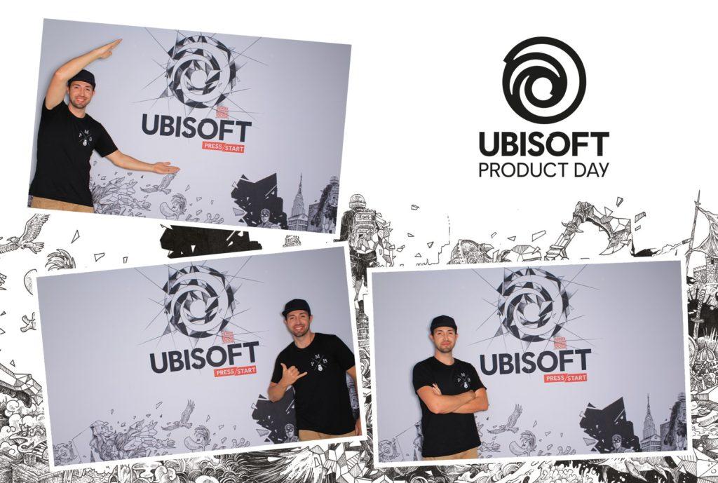 PicMeBox_Ubisoft_Print Fotobox München